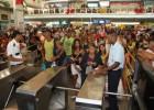 Agerba conta com 60 mil pessoas viajando neste feriado.
