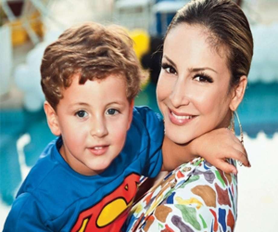 Claudia Leitte nega ter perdido o filho nos Estados Unidos ...
