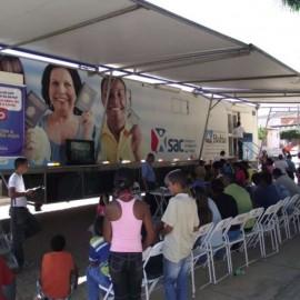 Arçás, Maetinga, Tremendal, Anagé, Pedrão, Irará, Sátiro Dias são as sete cidades atendidas até o dia 12 de junho.