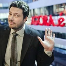 Apresentador do Agora é tarde, Danilo Gentili