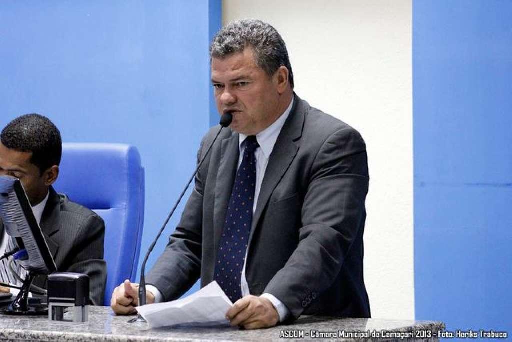 MP-BA pede prisão preventiva de vereador acusado de fazer ameaças de morte