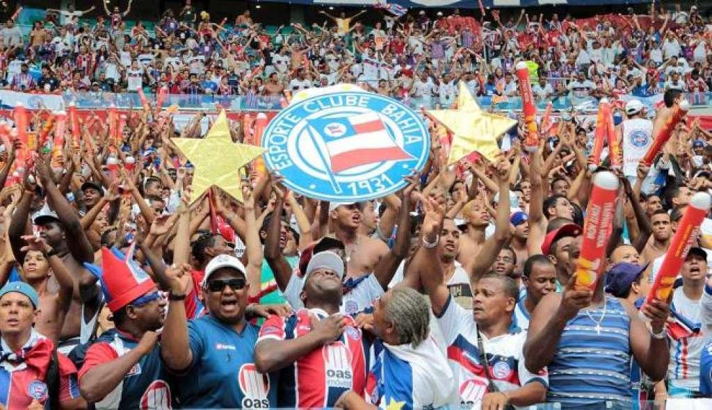 Bahia tem maior torcida do estado, aponta Ibope - BAHIA NO AR