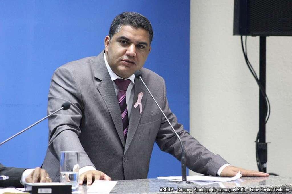 Surpreendido por pedido de prisão preventiva, vereador Oziel se diz inocente