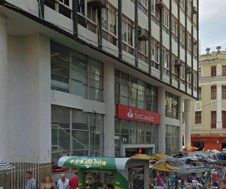 Banco Santander é arrombado em Salvador