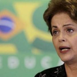 Presidente Dilma.