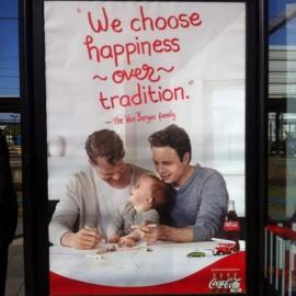 Campanha da Coca-Cola na Holanda