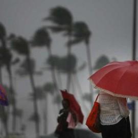 Chuvas já causaram desmoronamentos, deslizamentos e uma morte