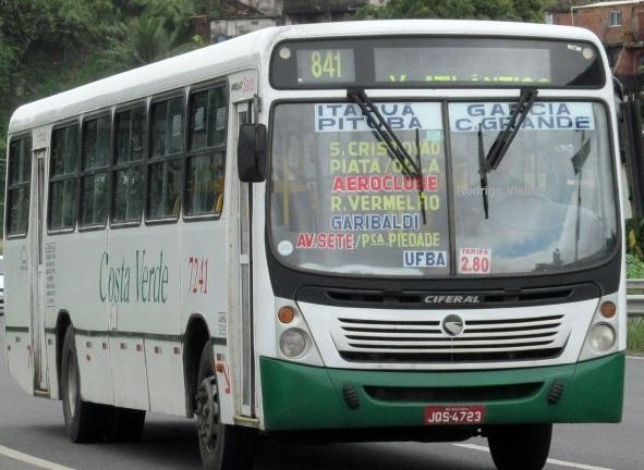 Rodoviários Metropolitanos realizam protesto no CAB nesta segunda (02)