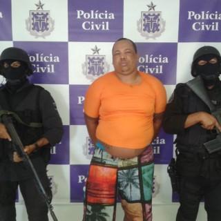 """Colorido tem ligação com traficante """"Perna"""", detido no Presídio Federal de Santa Catarina, diz polícia"""