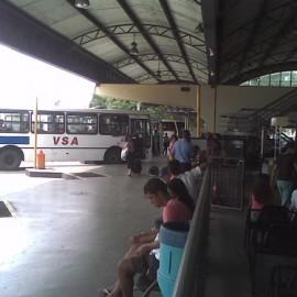 Terminal Rodoviário de Camaçari.