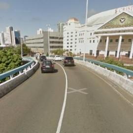 Viaduto Raul Seixas será interditado para obras do metrô.