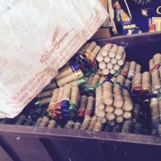 15 toneladas de fogosa de artificio apreendidas camaçari