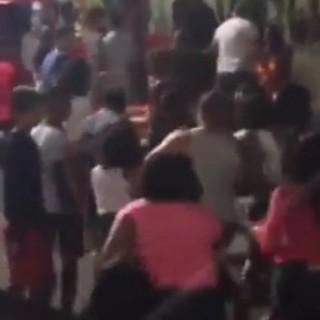 Briga em festa em Lauro de Freitas