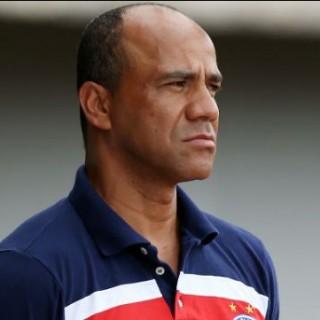 Treinador do Bahia Sergio Soares