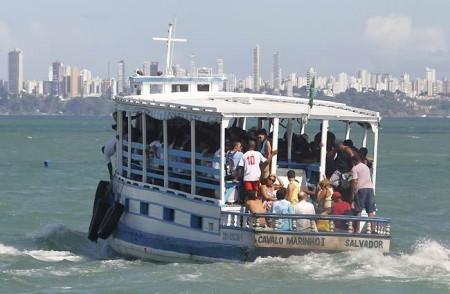 Capitania dos Portos autoriza travessia na Baía de Todos os Santos
