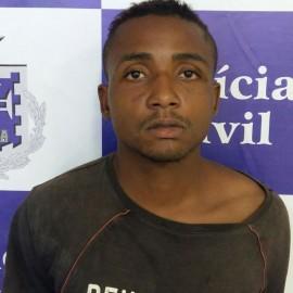 Givanilson Rocha dos Santos, de 22 anos, foi preso pela quarta vez em cinco meses.