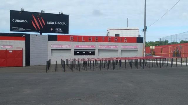 Vitória inicia venda de ingressos para duelo contra o São Paulo - BAHIA NO  AR 57b185c2dabd5