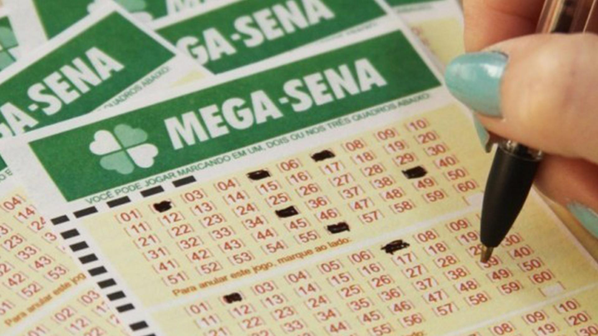 Prêmio da Mega pode chegar a R$ 20 milhões