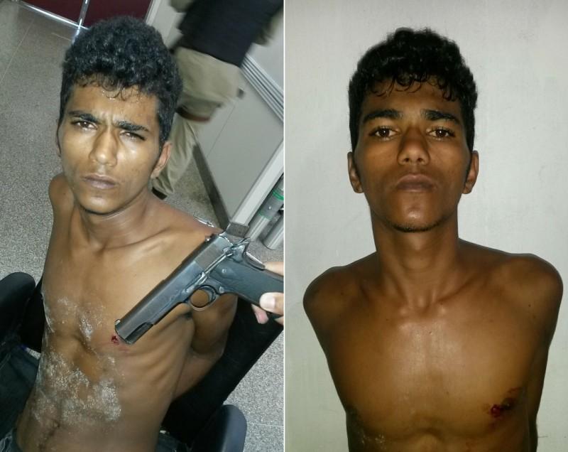 Traficante é preso com armas e drogas em São Marcos - BAHIA NO AR