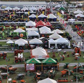 Evento reúne grandes empresários do agronegócio do país.