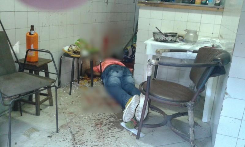 Rambo: ex-policial civil é executado por 20 homens em