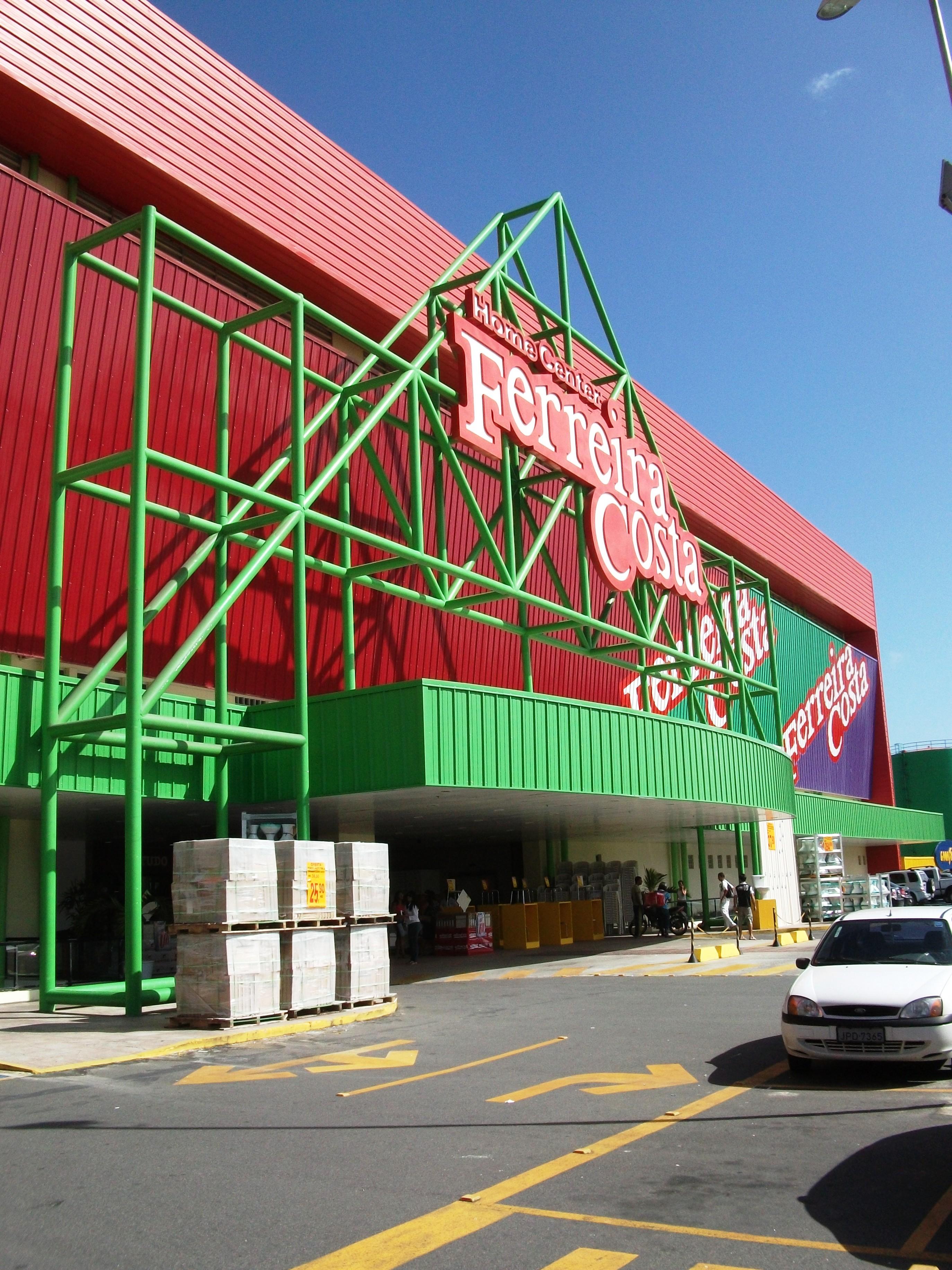 Home Center Ferreira Costa é autuado por publicidade enganosa  BAHIA NO AR -> Armario De Banheiro Ferreira Costa Salvador