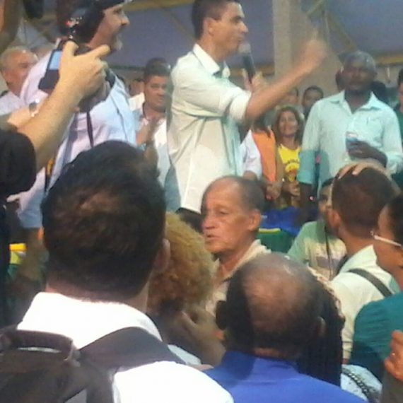 Convenção PSDB e PMDB
