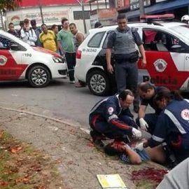 Resultado de imagem para Homem tenta proteger filho e morre ao ser baleado na cabeça em Salvador