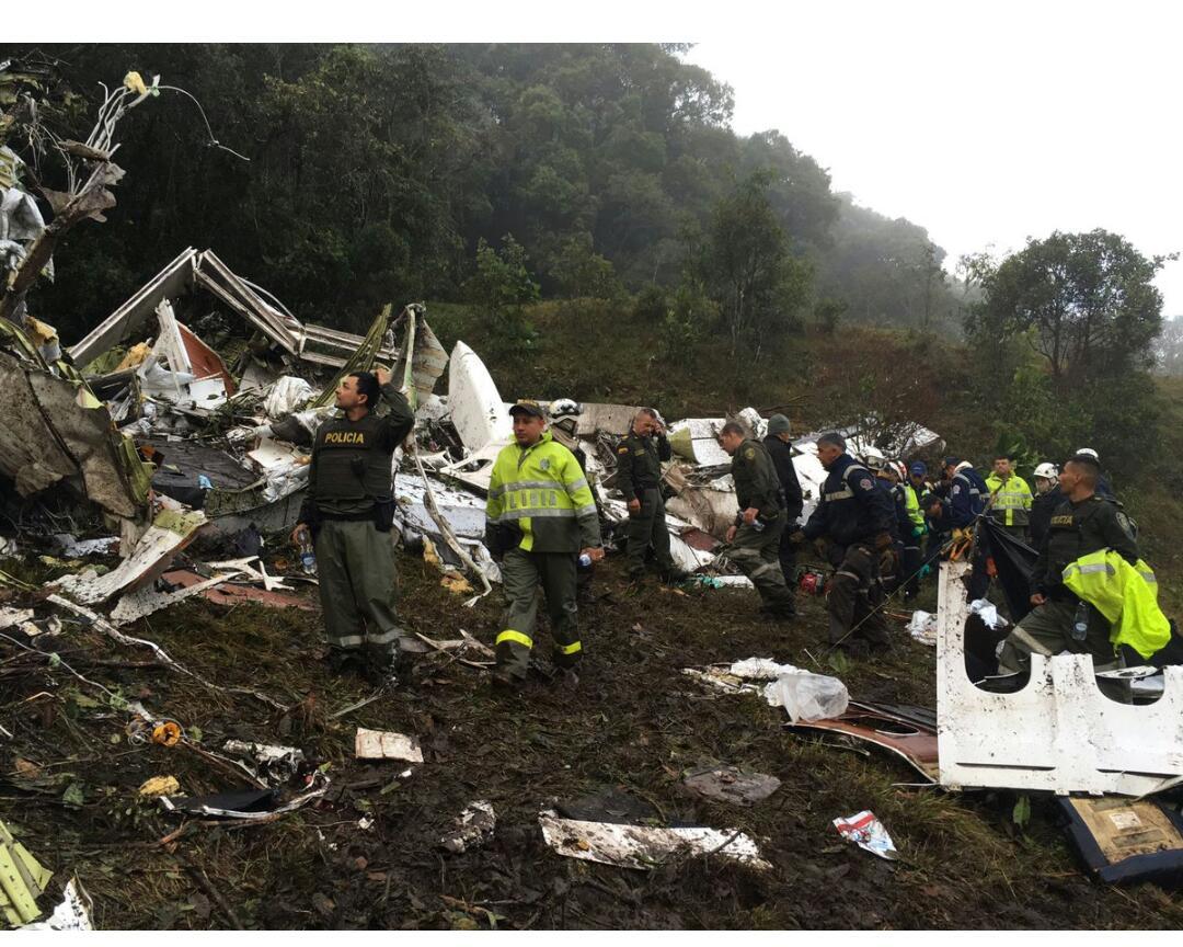 Em encontro, Bolsonaro vai receber representantes das famílias das vítimas da queda do avião da Chapecoense
