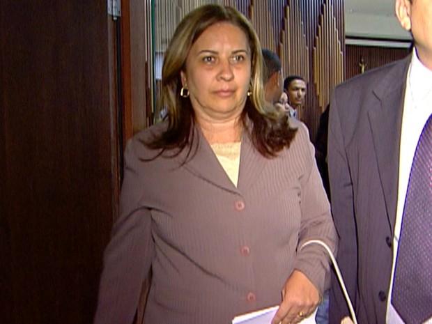 Resultado de imagem para juíza Olga Regina de Souza Santiago