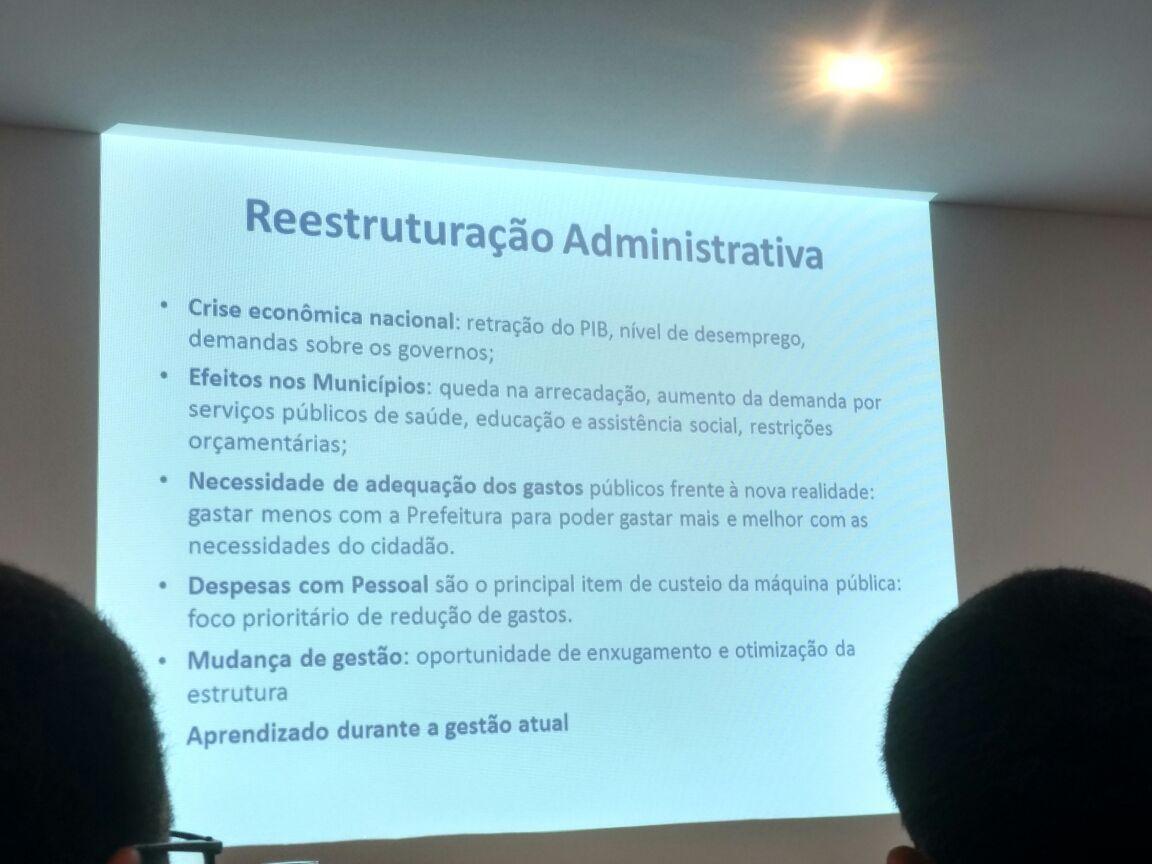 Resultado de imagem para reestruturação administrativa