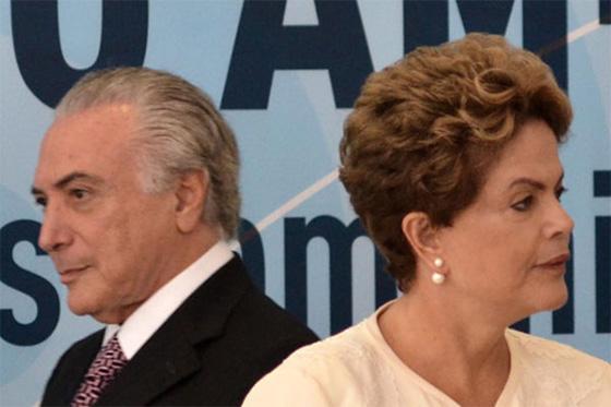 Temer confirma jantar com Marcelo Odebrecht; Dilma diz que declaração é mentira