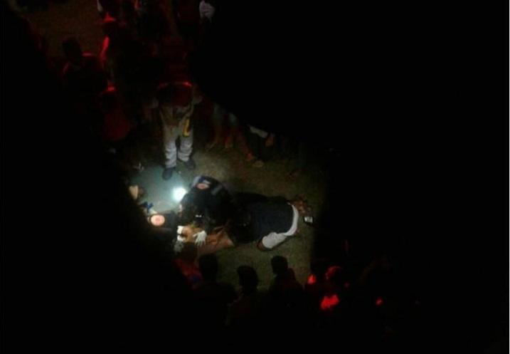 Homem tenta suicídio no Jardim Limoeiro; Equipe do Samu prestou socorro