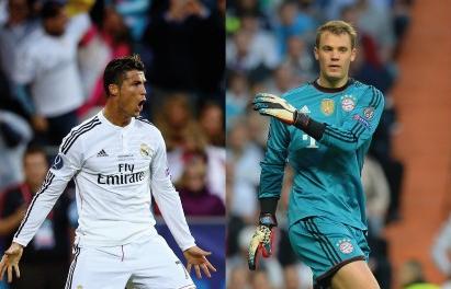 Gareth Bale de fora, Ronaldo convocado — Real Madrid