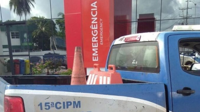 Resultado de imagem para PM e esposa são baleados em tentativa de roubo em Vila de Abrantes