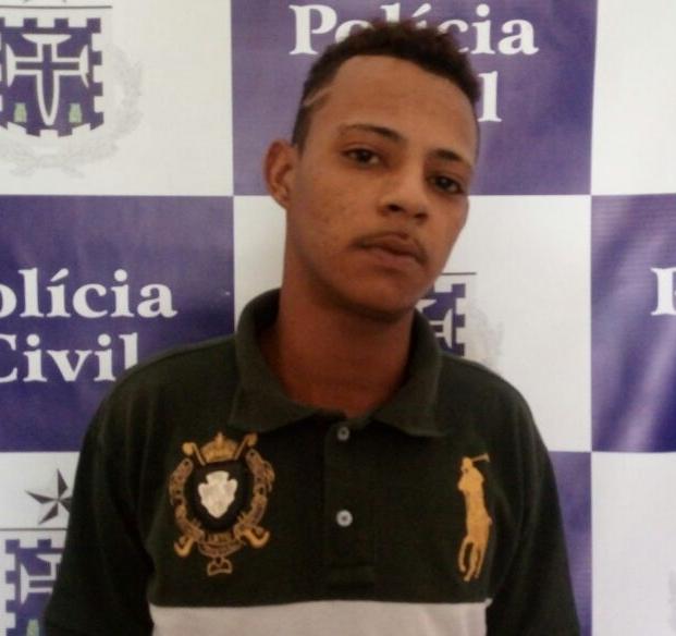 Preso jovem de 21 anos acusado de matar 'Macaco' em Inhambupe
