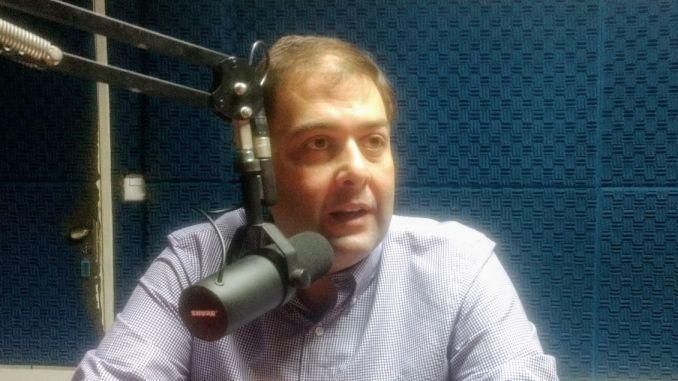 Sérgio Vilalva, secretário de Desenvolvimento Econômico de Camaçari.