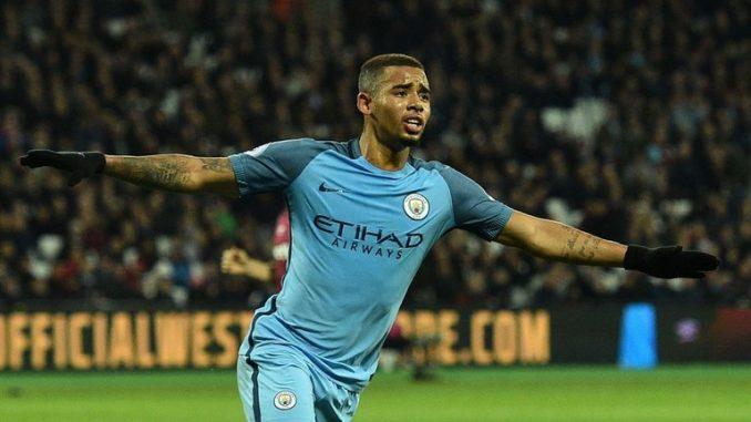 Gabriel Jesus pode jogar contra Arsenal na FA Cup