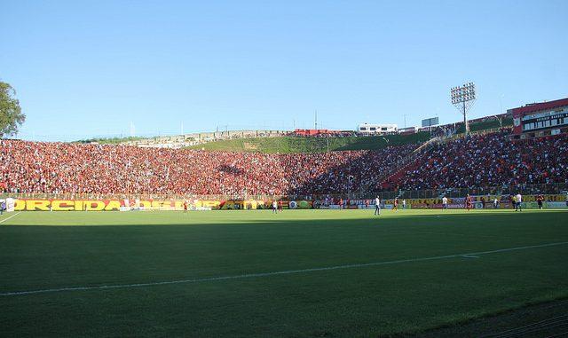 Jogadores do Vitória preferem jogar no Barradão 3b259635093b3