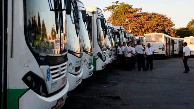URGENTE: Rodoviários irão atrasar saída de ônibus nesta terça