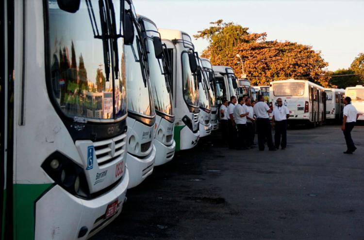 Salvador: Rodoviários devem paralisar suas atividades a partir de quarta-feira (17)