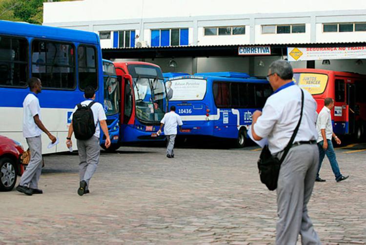 Salvador: após paralisação de quatro horas ônibus voltam a circular