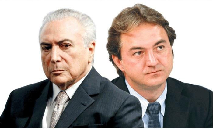 """Joesley Batista: """"Temer é o chefe da quadrilha mais perigosa do Brasil"""""""
