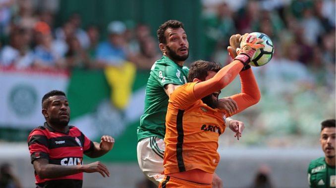 Fora de casa, Vitória tenta reabilitação diante do Palmeiras