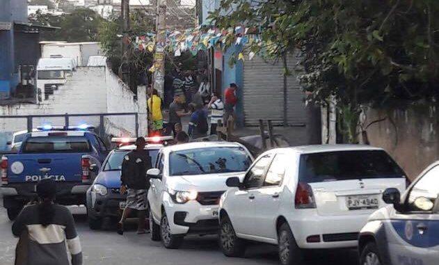 Salvador: Rodoviário é morto com oito tiros na cabeça