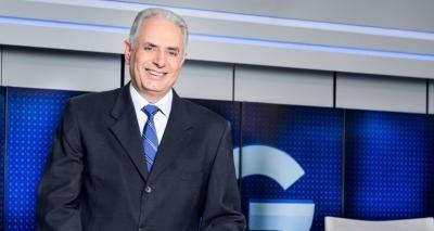 William Waack é internado e Globo chama Tramontina às pressas
