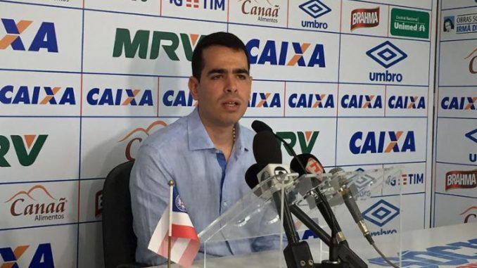 Jorginho é demitido do comando do Bahia