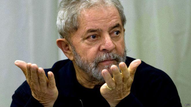 Juiz proíbe Lula de sair do país — Golpe em marcha