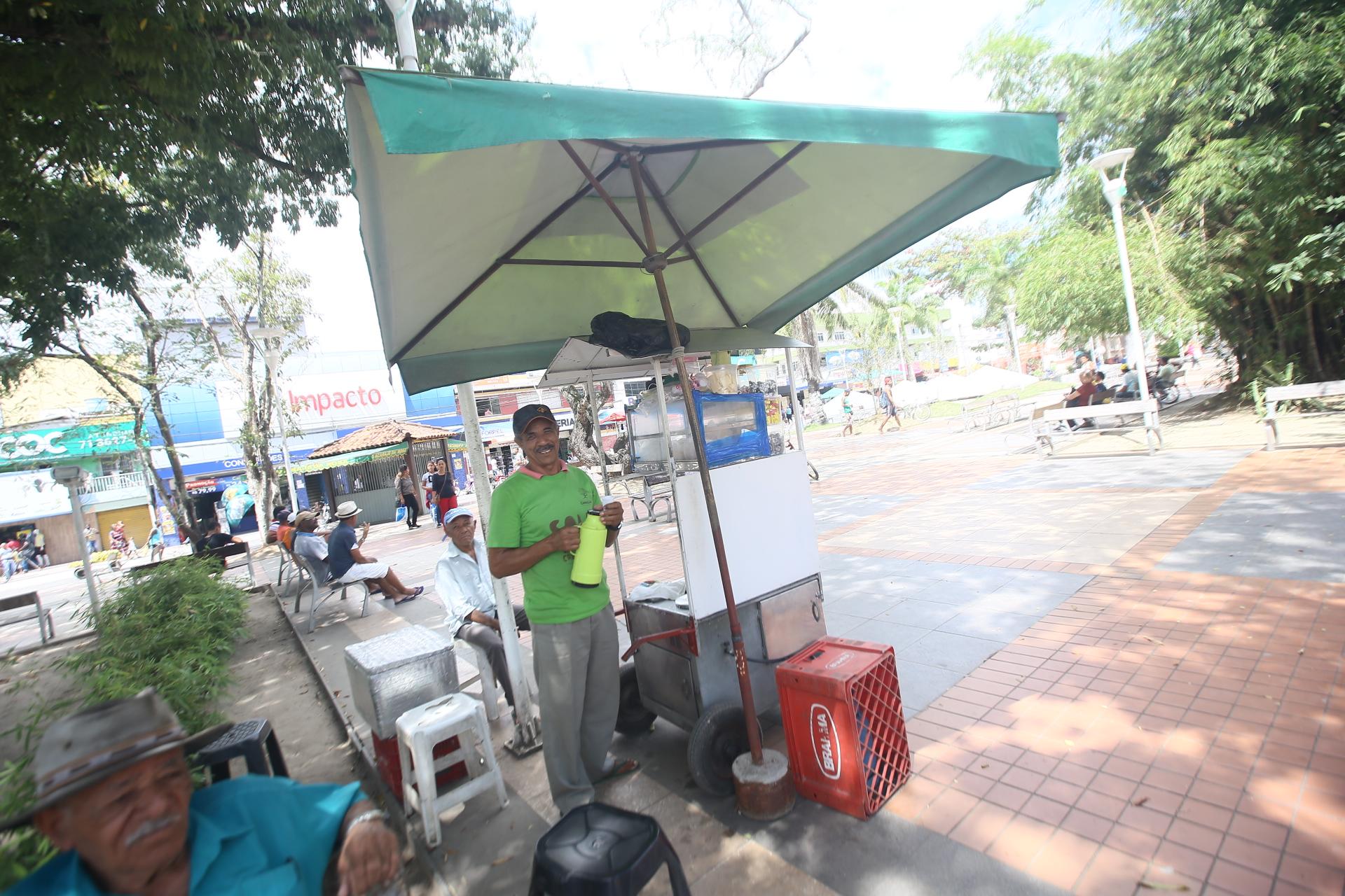 Recadastramento dos ambulantes de Camaçari começa segunda-feira (14)