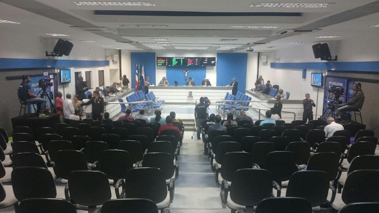 Câmara de Camaçari aprova alteração de destino de R$50.000,00 pela STT